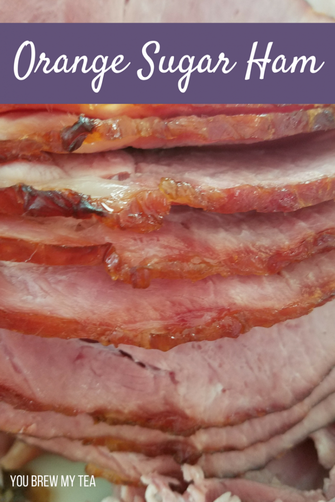 This Orange Sugar Spiral Ham Recipe is a great option for a delicious family meal! A simple marinade offers tons of flavor that really compliments a ham and fits any diet! This is a great Weight Watchers Recipe with only 3 FreeStyle SmartPoints per serving!