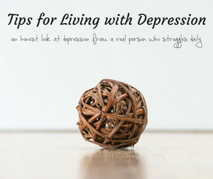 Tips for Living with Depression