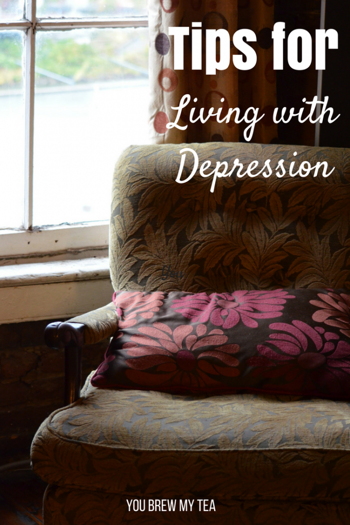 Living with depression is tough and these tips come from someone who has struggled daily for years.  You can manage with depression, and these tips are ideal.