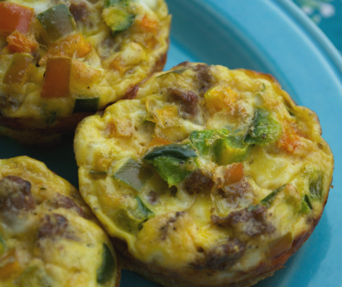 Zero Point Muffin Tin Eggs