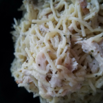 Make our Weight Watchers Chicken Alfredo Recipe for only 6 SmartPoints on the Weight Watchers FreeStyle program! A great delicious meal everyone loves!