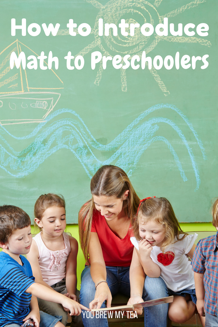 Check out our tips for How to Introduce Math to Preschoolers! We've learned through the years how to really teach your children from day one with ease!