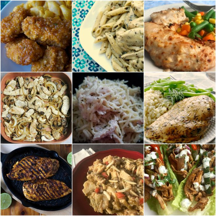 Chicken is all the rage on Weight Watchers FreeStyle and this list of amazing Weight Watchers FreeStyle Recipes featuring chicken are going to revitalize your menu planning routine!