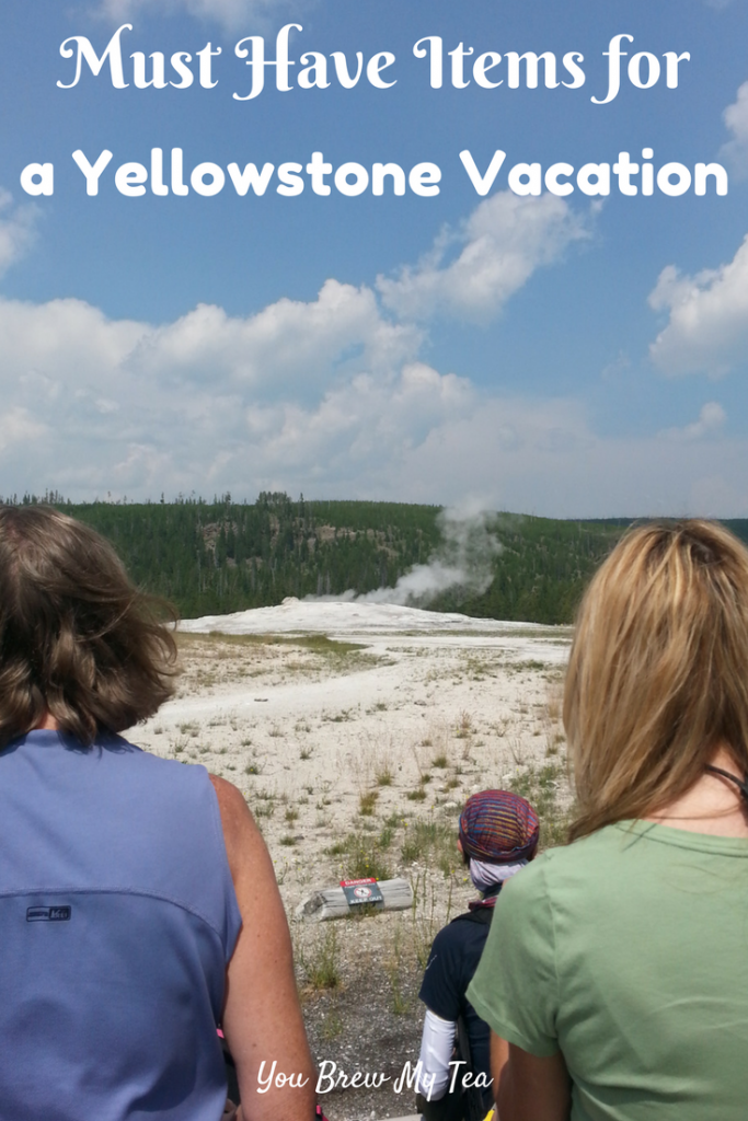 Don't miss these 20 Yellowstone Vacation Must Have Items! This list will help you stay on track and have fun while in this gorgeous national park!