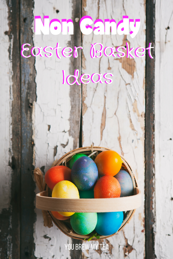 Easter Basket Gift Ideas are easier than ever to figure out when you check out our list of non candy gifts for kids!  These are perfect for Easter Sunday!