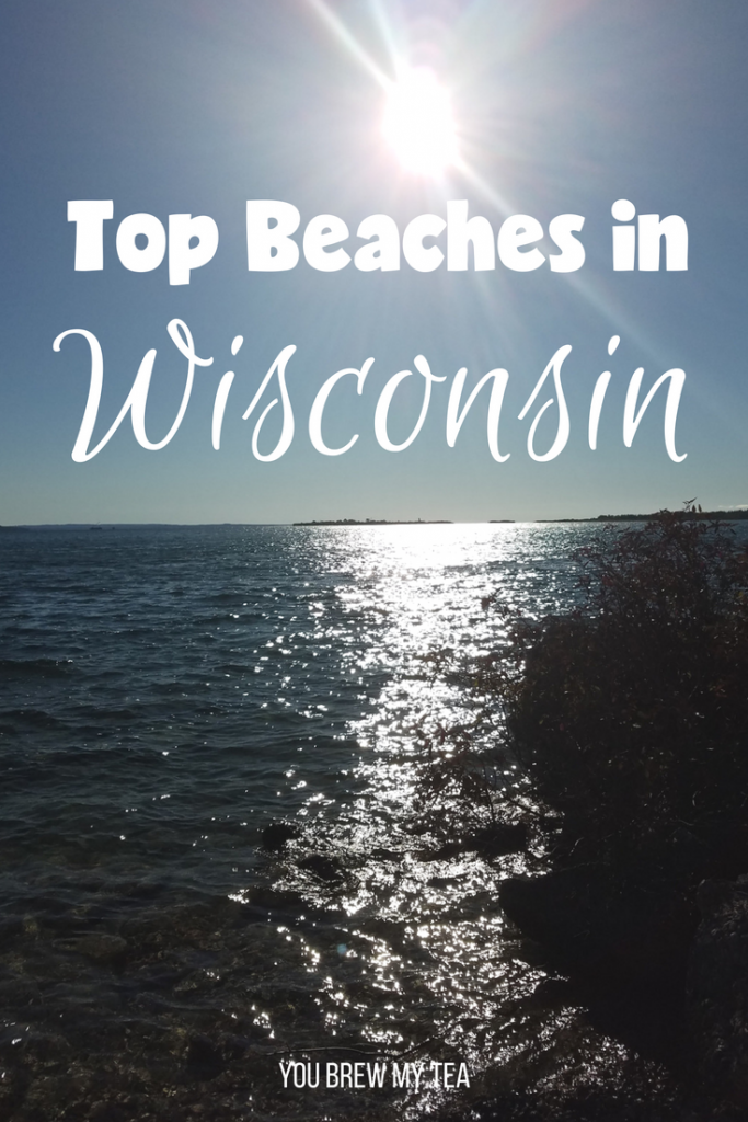 Plan summer vacations for these Top beaches in Wisconsin! Great beach destinations you will absolutely love taking your kids to visit this year!