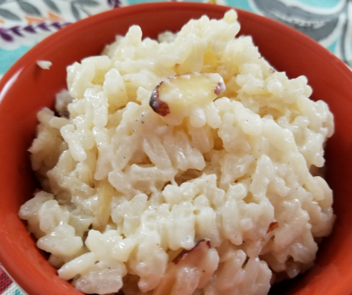 Easy Rice Pudding Recipe