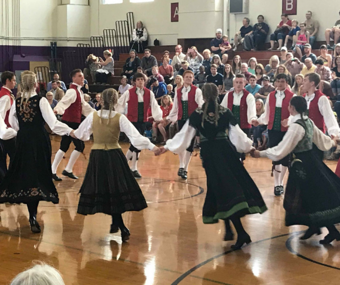 Learn about the Syttende Mai Festival Stoughton Wisconsin and all of the great ways you and your family can spend a weekend celebrating this fun Norwegian holiday!