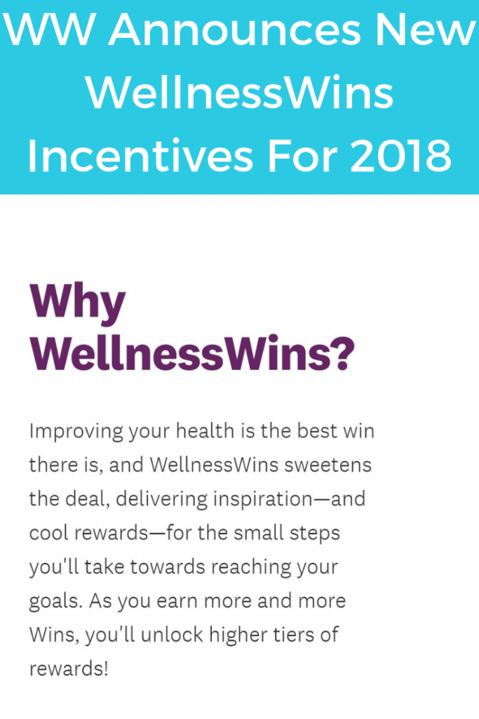 WW Announces New WellnessWorks Member Incentives for 2018. The transition from Weight Watchers to WW continues with more great incentives and changes to the wellness program.