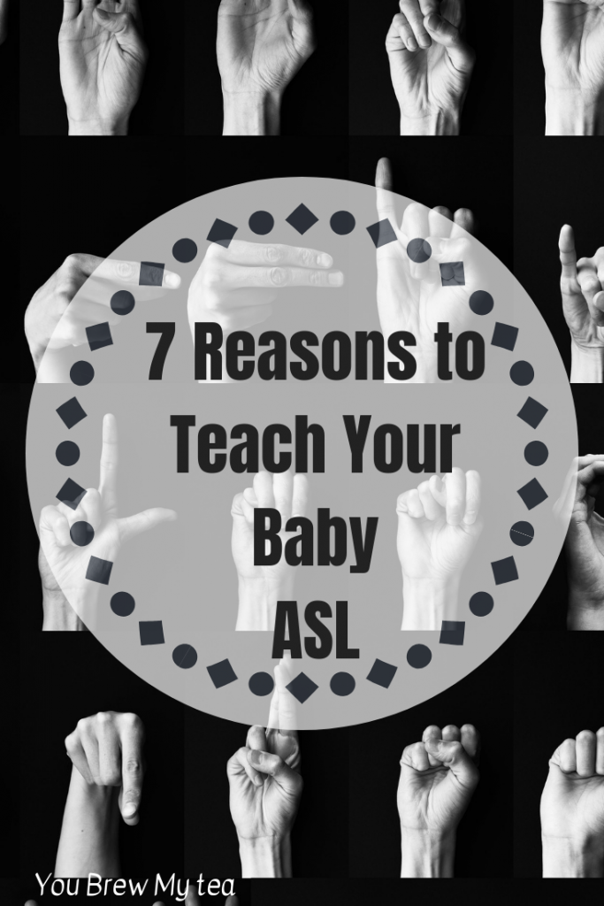 Teaching Baby Sign Language is a great idea that helps them both now and in the future. Check out our top reasons and more tips for using ASL with your baby.