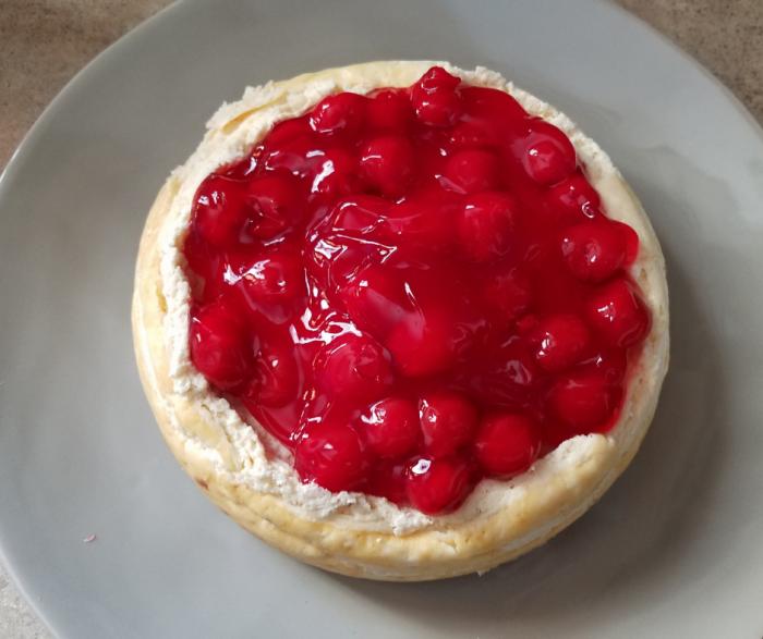 Cherry Cheesecake Recipe 5 Ww Freestyle Points