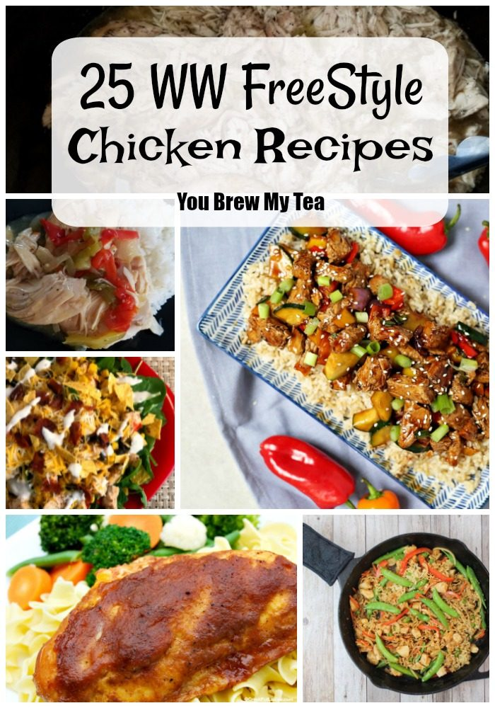 Weight Watchers Chicken Recipes are a great way to stay on track with the WW FreeStyle Plan! A list of delicious and easy recipes that everyone loves can make dinner time easier to manage while staying on track.