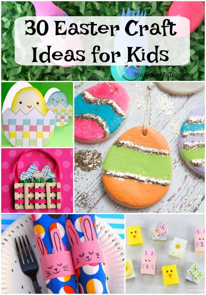 This Easter have fun with your kids and this great list of Easter Crafts and Activities for Kids! Tons of unique ideas your kids will enjoy making this year for Spring crafts!