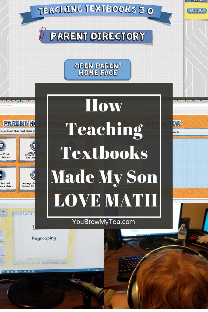 Tips for getting your kids to LOVE Math using Teaching Textbooks 3.0 Math programs!