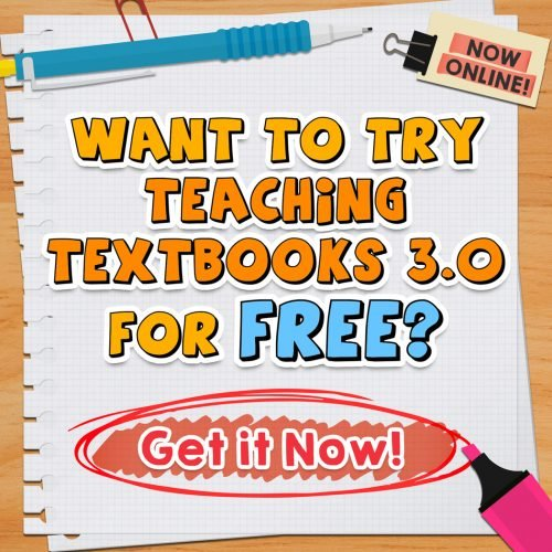A free trial is a great way to check out Teaching Textbooks before a large investment