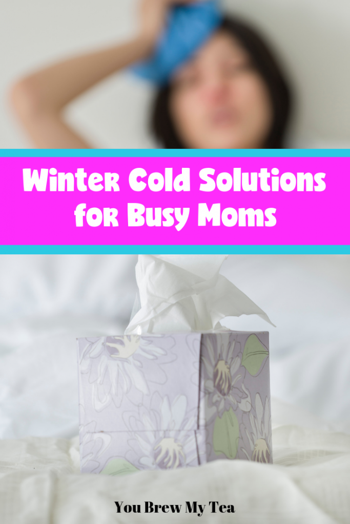Winter Cold Solutions are a must for busy moms! Check out these tried and true tips to get you through the toughest days of winter.
