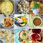 Photo collage of various recipes for Instant Pot and WW FreeStyle Plan