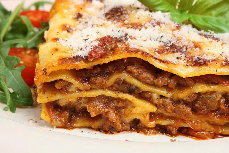Weight Watchers Crockpot Lasagna