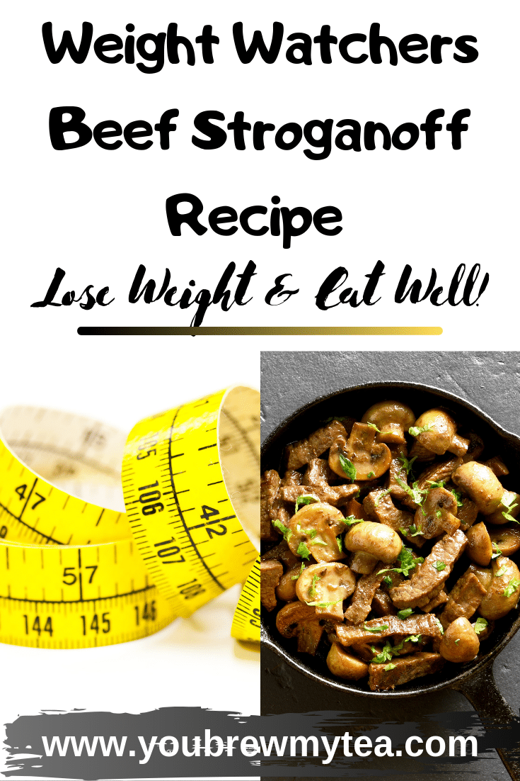 Weight Watchers Beef Stroganoff Recipe