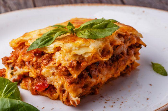 Weight Watchers Crockpot Lasagna
