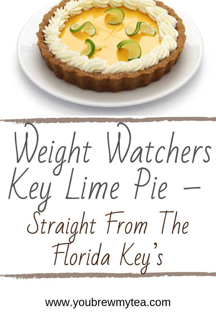 Weight Watchers Key Lime Pie –