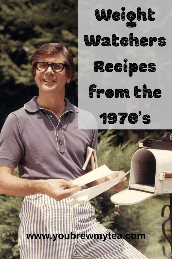 weight watchers recipes from the 70's