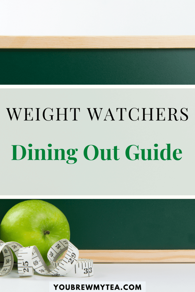 _Dining Out Guide Weight Watchers