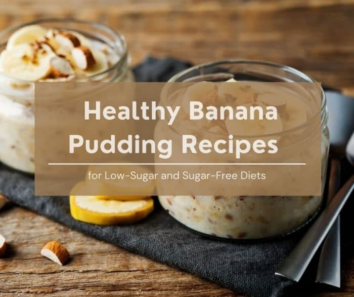 healthy banana pudding recipe