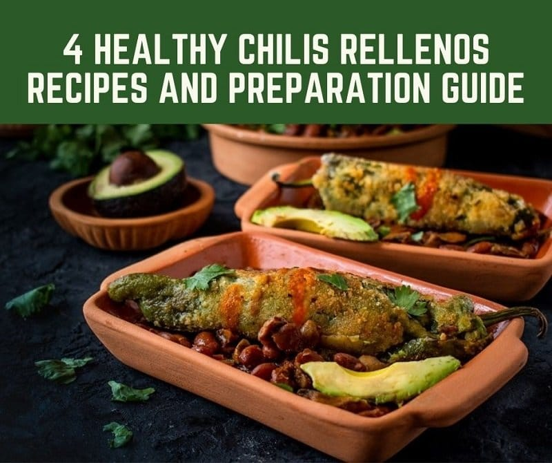 healthy chile relleno recipe