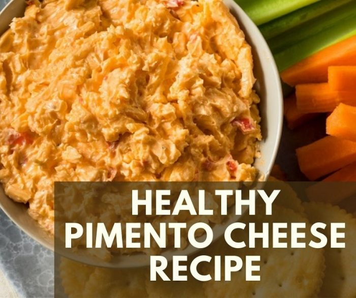healthy pimento cheese recipe