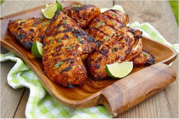 Honey-Lime Chicken