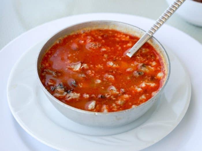 weight watcher stuffed pepper soup