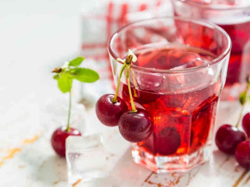Tart Cherries, Whole or Juiced